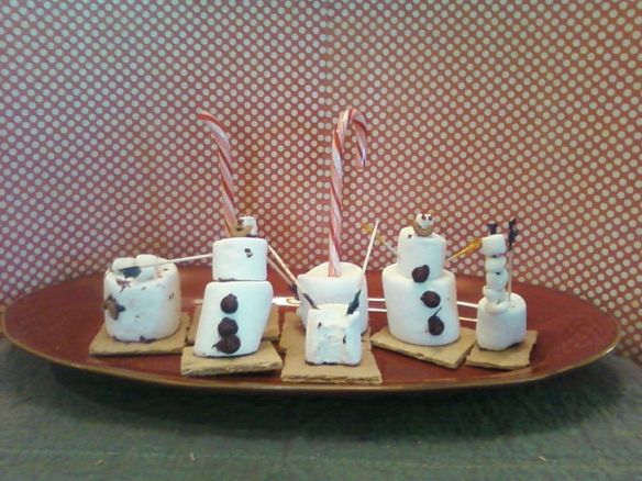 Christmas shopping with bots can be as unpredictable as setting out to make marshmallow snowmen with them.