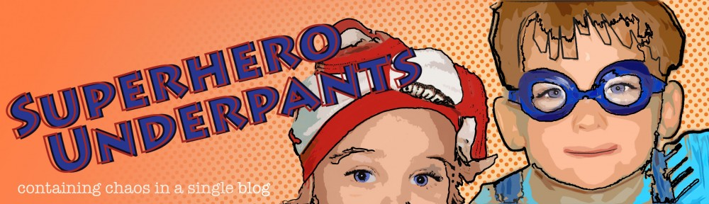 Superhero Underpants