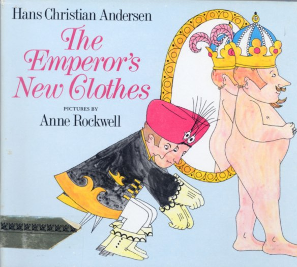 it is rumored that Naked-Boy shares a tailor with the Emperor. (library.sc.edu)